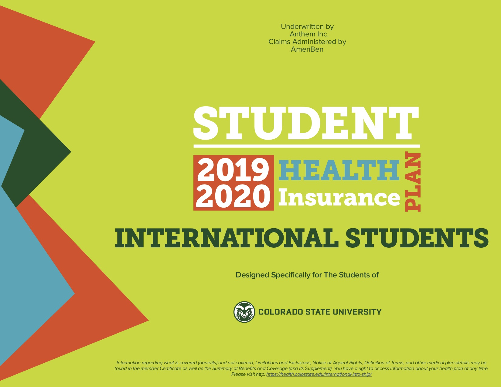 International/INTO Student Health Insurance Plan | Health ...